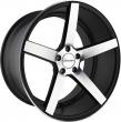 Литые диски VOSSEN CV3 R20 10.5J ET:20 PCD5x120 MT BLK MF