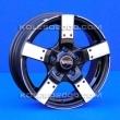 Литые диски Techline TL-504 R15 6.0J ET:45 PCD5x100 BD
