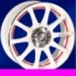 Литые диски ZW 355 R15 6.5J ET:30 PCD4x98/100 (R)W6-Z