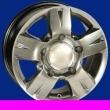Литые диски ZW D604B R15 6.5J ET:50 PCD5x130 HB
