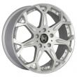Литые диски Marcello MR-05 R17 7,0J ET:38 PCD5x114,3 Silver