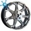 Литые диски MR-05 R17 7,0J ET:38 PCD5x114,3 Metal Silver