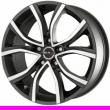 Литые диски MAK Nitro R17 7.5J ET:40 PCD5x114.3 ice black