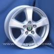 Литые диски Skoda T-516 R15 6.0J ET:45 PCD5x112 HS