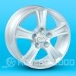 Литые диски Aleks F5027 R15 6.5J ET:40 PCD5x108 SiL