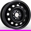 Стальные диски Logan R15 6.0J ET:50 PCD4x100 Black