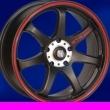 Литые диски ZW 356 R17 7.5J ET:38 PCD5x114,3 (RL)B10-(R)Z/M