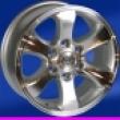 Литые диски ZW 130 R17 7.5J ET:30 PCD6x139,7 SS-P