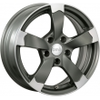 Литые диски DBV TORINO II R16 7.0J ET:35 PCD5x112 A/P