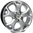 Литые диски WSP Italy MAX - MEXICO W950 R16 6.5J ET:50 PCD5x108 HYPER SILVER