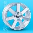 Литые диски DISLA UK501 R15 6.5J ET:35 PCD4x100 SD