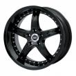 Литые диски ENKEI LS-5 R18 8.0J ET:40 PCD5x114,3 Black