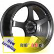 Кованые диски Yokatta Rays YA 1008 R18 8.0J ET:38 PCD5x112 EM/M