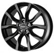 Литые диски MAK Highlands R18 8.0J ET:45 PCD5x108 mat black