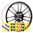 Кованые диски Yokatta Rays YA 1006 R16 7.0J ET:35 PCD4x98 CA-W-PB