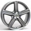 Литые диски WSP Italy LIMA W1254 R19 8.0J ET:49 PCD5x108 ANTHRACITE POLISHED