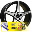 Кованые диски Yokatta Rays YA 1013 R17 7.5J ET:40 PCD5x112 B-P/M