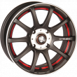 Литые диски ZW 355 R15 6.5J ET:35 PCD4x98/114.3 (R)B6-Z/M
