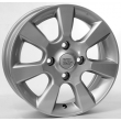 Литые диски WSP Italy TIIDA W1852 R15 5.5J ET:40 PCD4x114.3 SILVER