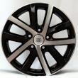 Литые диски WSP Italy RHEIA W460 R16 6.5J ET:54 PCD5x112 GLOSSY BLACK POLISHED