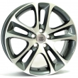 Литые диски WSP Italy C30 NIGHT W1255 R18 7.5J ET:53 PCD5x108 ANTHRACITE POLISHED