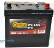 Аккумулятор Centra Plus J 60 Ah 390A CP14 (CB605)