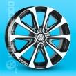Литые диски Volkswagen T-712 R17 6.5J ET:40 PCD5x112 BSD