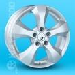 Литые диски Renault A-F8988 R17 6.5J ET:35 PCD5x114.3 S