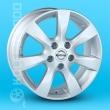Литые диски Nissan A-1023 R16 6.5J ET:40 PCD5x114.3 S