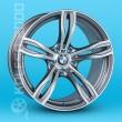 Литые диски BMW JT-1326 R19 10.0J ET:38 PCD5x120 GR