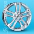 Литые диски Nissan A-NS45 R17 6.5J ET:40 PCD5x114.3 HS