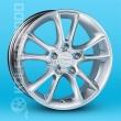 Литые диски Opel A-F1113 R16 6.5J ET:37 PCD5x110 Si