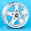 Литые диски Techline TL-541 R15 6.5J ET:40 PCD5x139.7 S