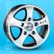 Литые диски Techline TL-541 R15 6.5J ET:40 PCD5x139.7 BD