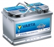 Аккумулятор Varta Start-Stop PLUS AGM 70 А/ч 760A (570 901 076) E39