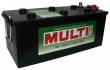 Аккумулятор MULTI Tec Mega Calcium  225 а/ч (6СТ-225 Аз  MULTI)