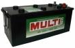 Аккумулятор MULTI Tec Mega Calcium  КАМАЗ 190 а/ч (6СТ-190 Аз  MULTI)