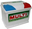 Аккумулятор MULTI 55Ah (6СТ-55 АзЕ MULTI)