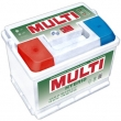 Аккумулятор MULTI 50Ah (6СТ-50 Аз  MULTI)