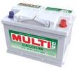 Аккумулятор MULTI 63Ah (6СТ-63 Аз MULTI)