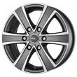 Литые диски MAK VAN R16 6.5J ET:50 PCD6x130 ice black