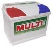 Аккумулятор MULTI 55Ah (6СТ-55 Аз  MULTI)