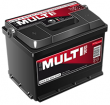 Аккумулятор MULTI 60Ah (6СТ-60 Аз  MULTI)