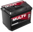 Аккумулятор MULTI 60Ah (6СТ-60 АзЕ MULTI)