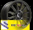 Кованые диски Yokatta Rays YA 1005 R16 7.0J ET:38 PCD4x98 EM/M