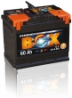 Аккумулятор Energy BOX 60 E А.ч. 510A
