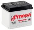 Аккумулятор A-Mega Premium 60 А.ч. E 600A