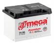 Аккумулятор A-Mega Premium 74 А.ч. E 790A