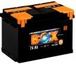 Аккумулятор Energy BOX 74 E А.ч. 720A