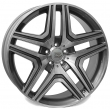 Литые диски WSP Italy AMG NERO W766 R19 8.5J ET:60 PCD5x112 ANTHRACITE POLISHED